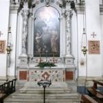 Altare S. Antonio S. Pietro S. Giovanni